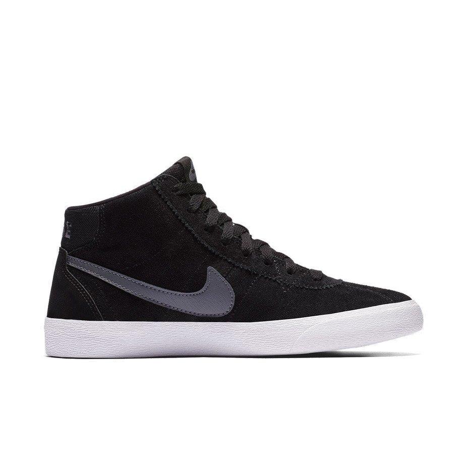 525125d8eb9b ... shoes women s nike sb bruin hi black dark grey-white Click to zoom ...