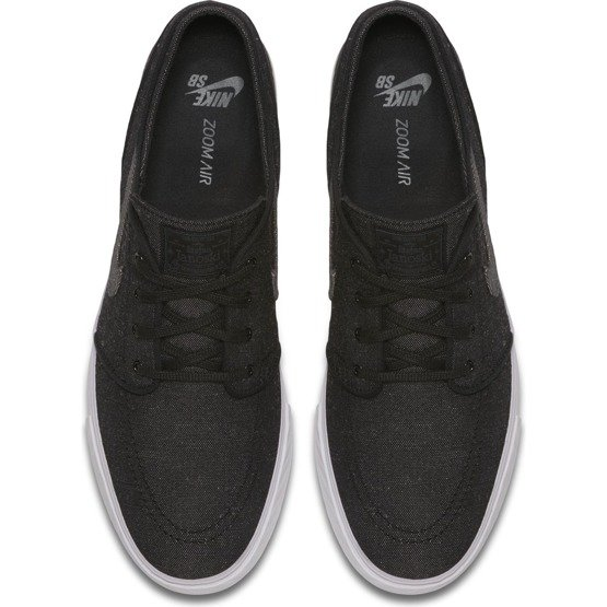 janoski canvas deconstructed black/anthracite-white-hyper royal