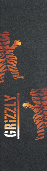 Grizzly Tiger Griptape