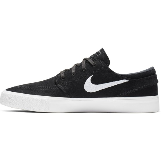 Nike Sb Zoom Stefan Janoski RM SE Black/white-thunder Grey-gum Light Brown