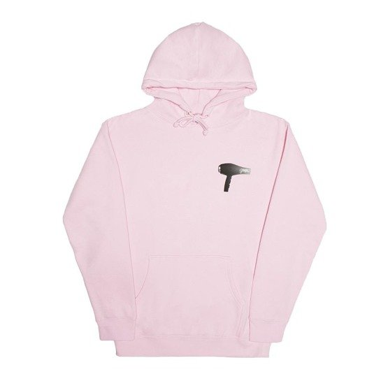 alltimers blow dry hoody cyber pink