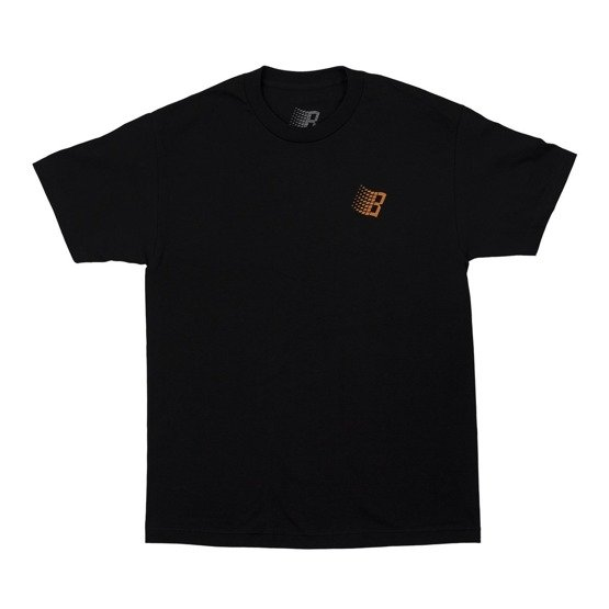 bronze56 b logo basketball tee black