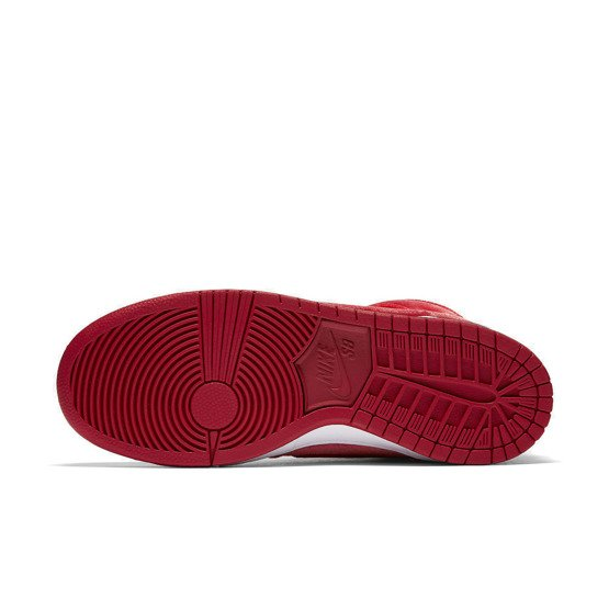 promo code f0cf6 e7cdd Click to zoom  buty nike dunk high premium sb gym red gym red-white