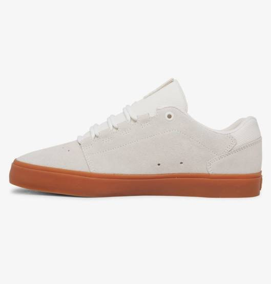 dc shoes HYDE S WHITE/GUM