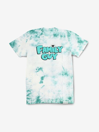 diamond family guy tee crystal wash