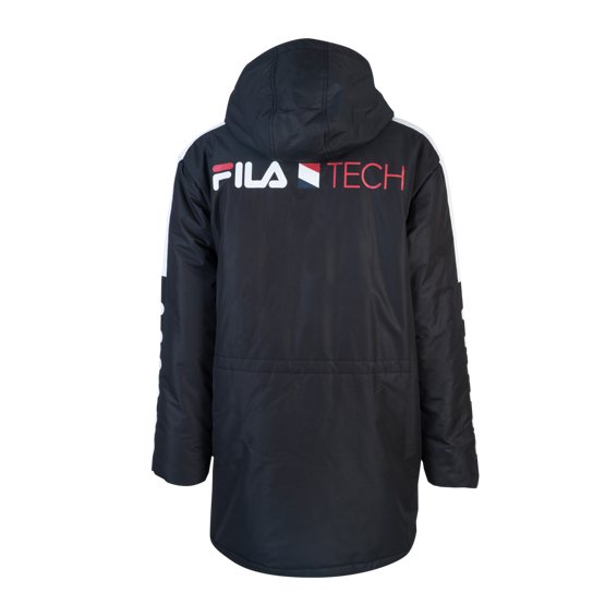 fila verlin padded jacket