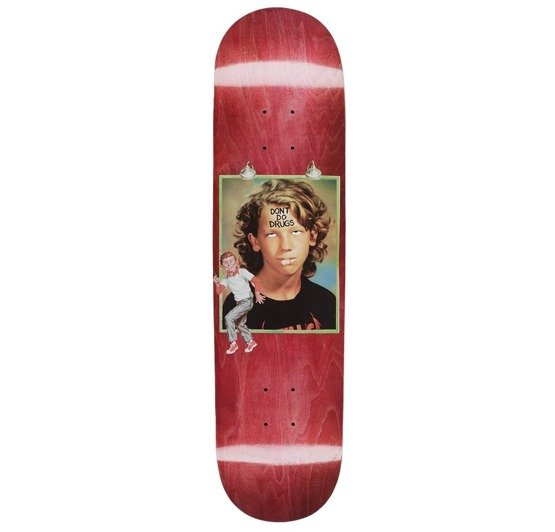 fucking awesome dill drugs deck 8.18 (red)