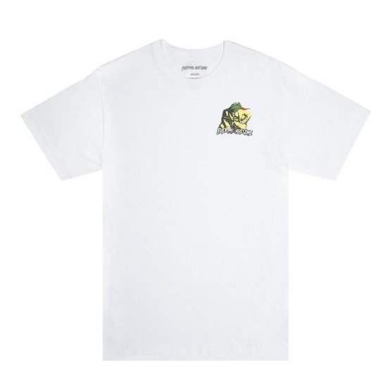 fucking awesome frogman tee white