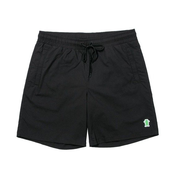 grizzly summit warm up shorts black