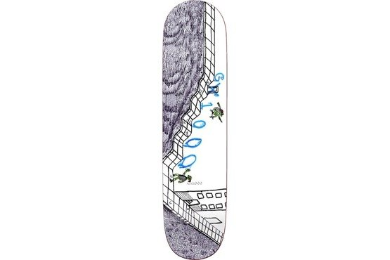 gx1000 deck turtle board assorted 8.375