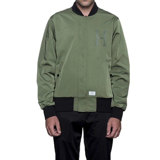 huf standard issue ma-1 jacket