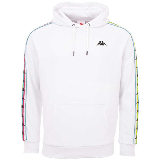 31cda66d64 kappa flavio hooded sweatshirt bright white