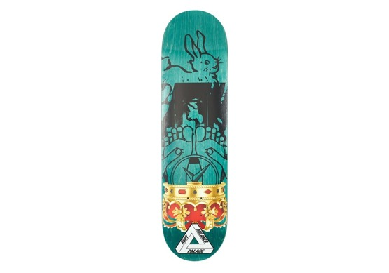 palace rory green deck 8.06""