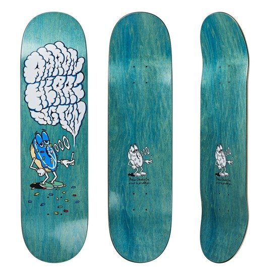polar aaron herrington smoking donut deck