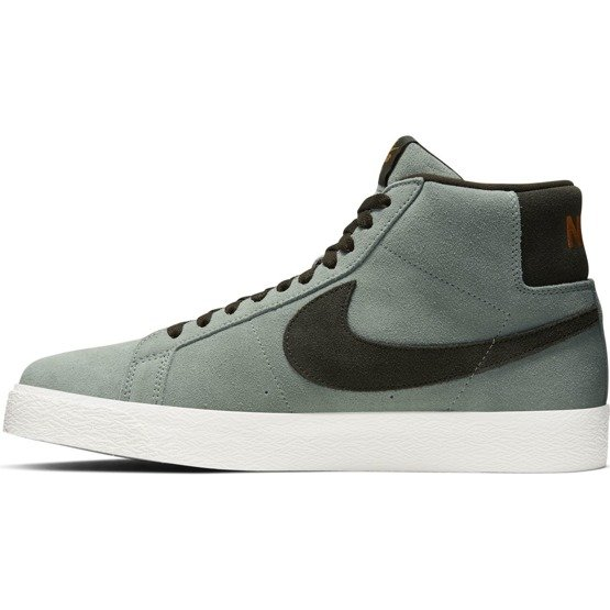 shoes Nike SB Zoom Blazer Mid Jade Horizon/sequoia