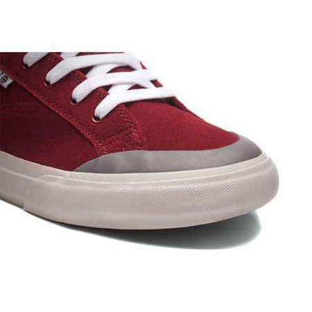 shoes huf classic lo brick steel