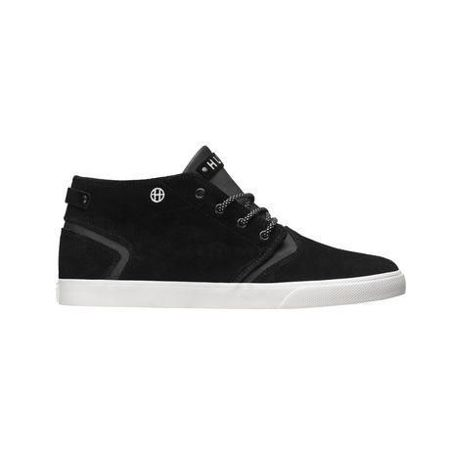 shoes huf mercer black/cream