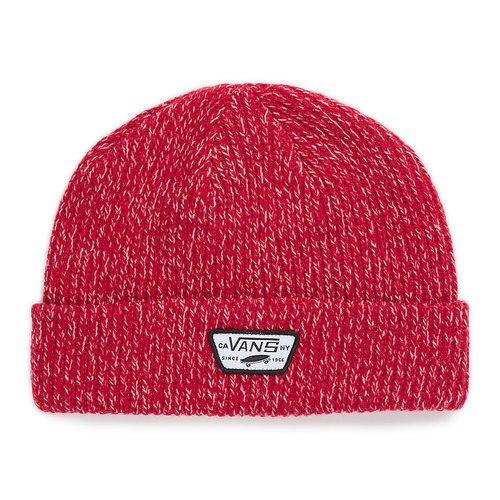 74d2185f vans mini full patch b chili pepper red | Clothes \ Cap \ Beanie ...