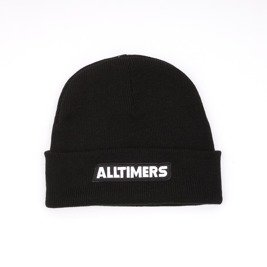 alltimers bogus treat beanie black