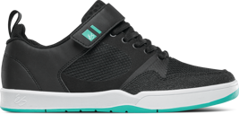 eS accel plus everstitch black/teal