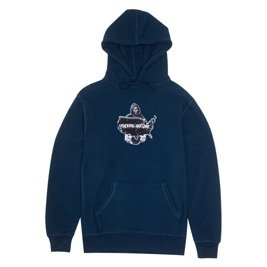 fucking awesome reaper hoodie navy