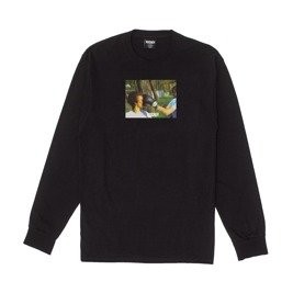 hockey punch l/s black