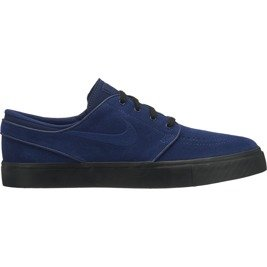Nike SB Zoom Stefan Janoski Shoes (blue void black)