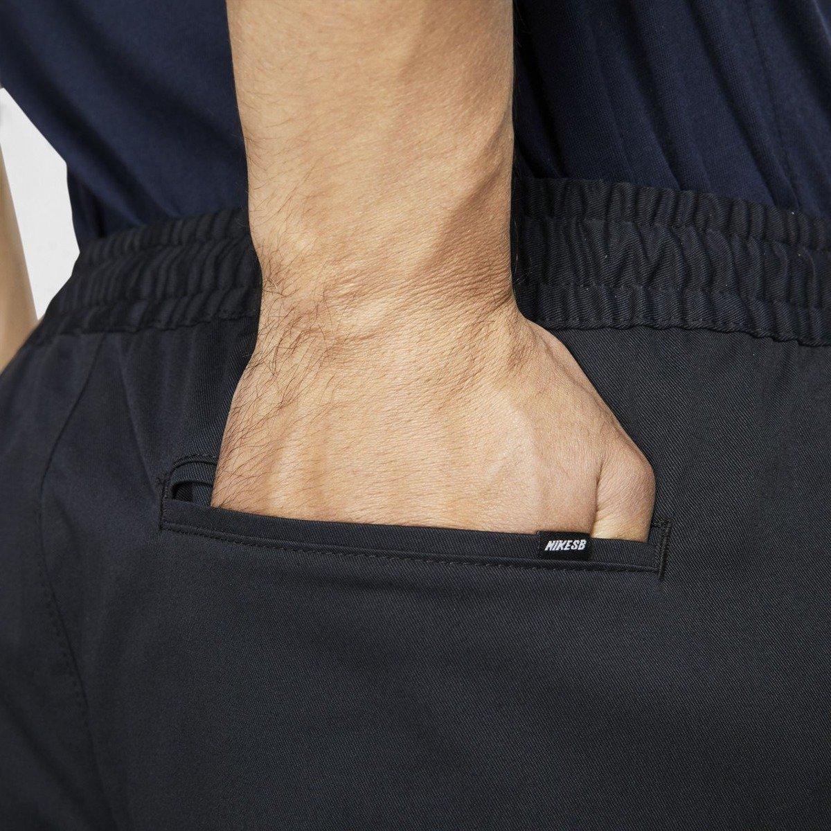 Nike Sb Dri fit Pull On Chino black