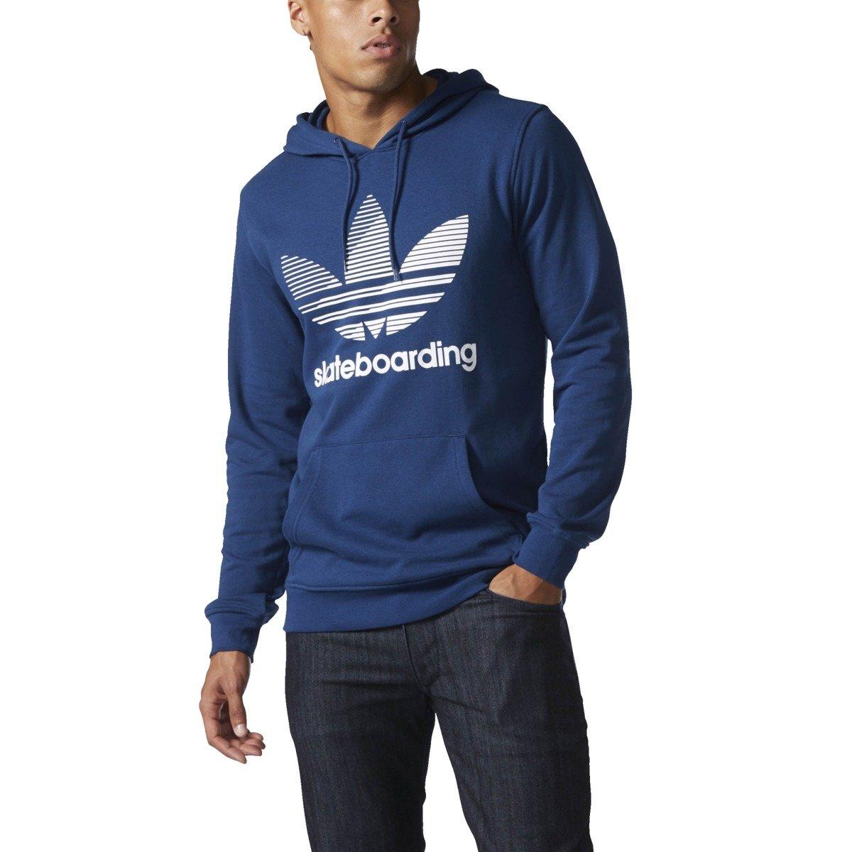 1 Mystery BlueWhite. Pulls, Gilets & Sweat shirts adidas