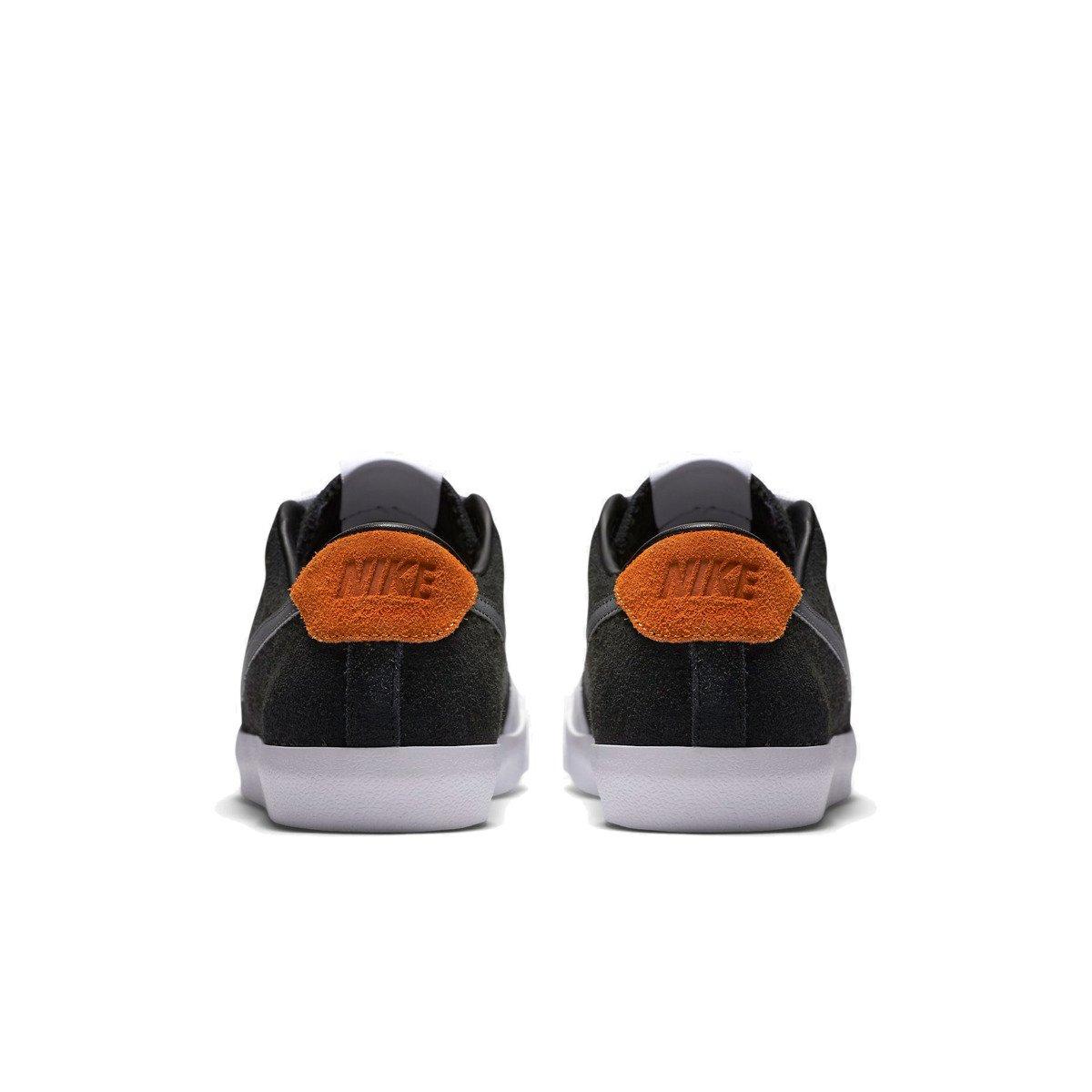 e78001ce14267 ... buty nike sb air zoom all court ck black cool grey-vivid orange-  Kliknij