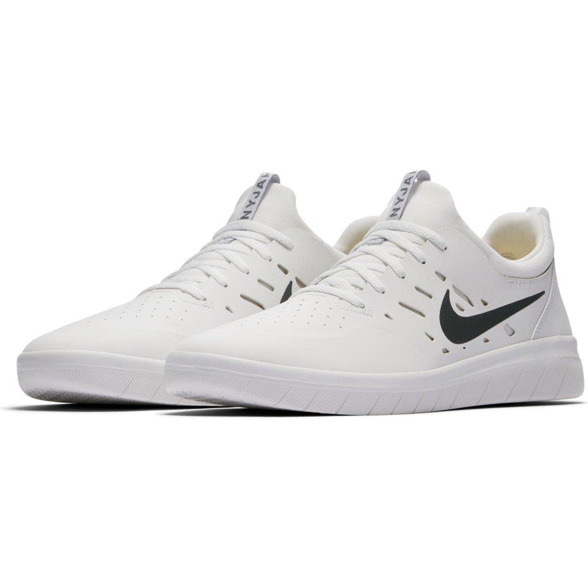najwyższa jakość klasyczne buty super tanie buty nike sb nyjah free summit white/anthracite-lemon wash