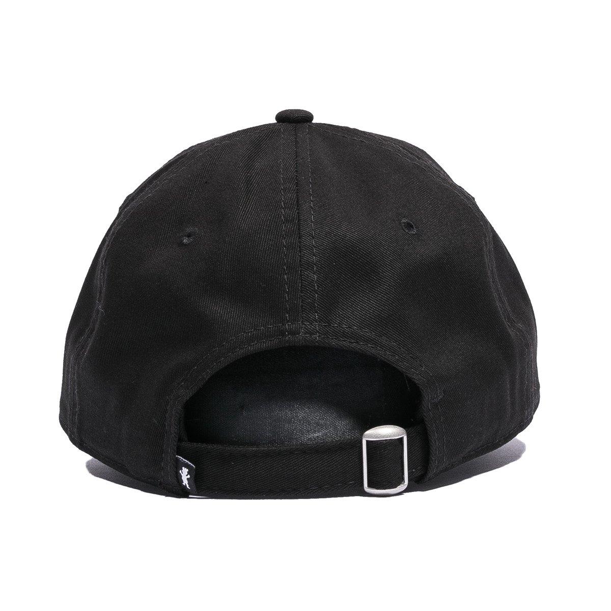 Miniramp Skateshop czapka grizzly x venom dad hat black 7fac65276cf