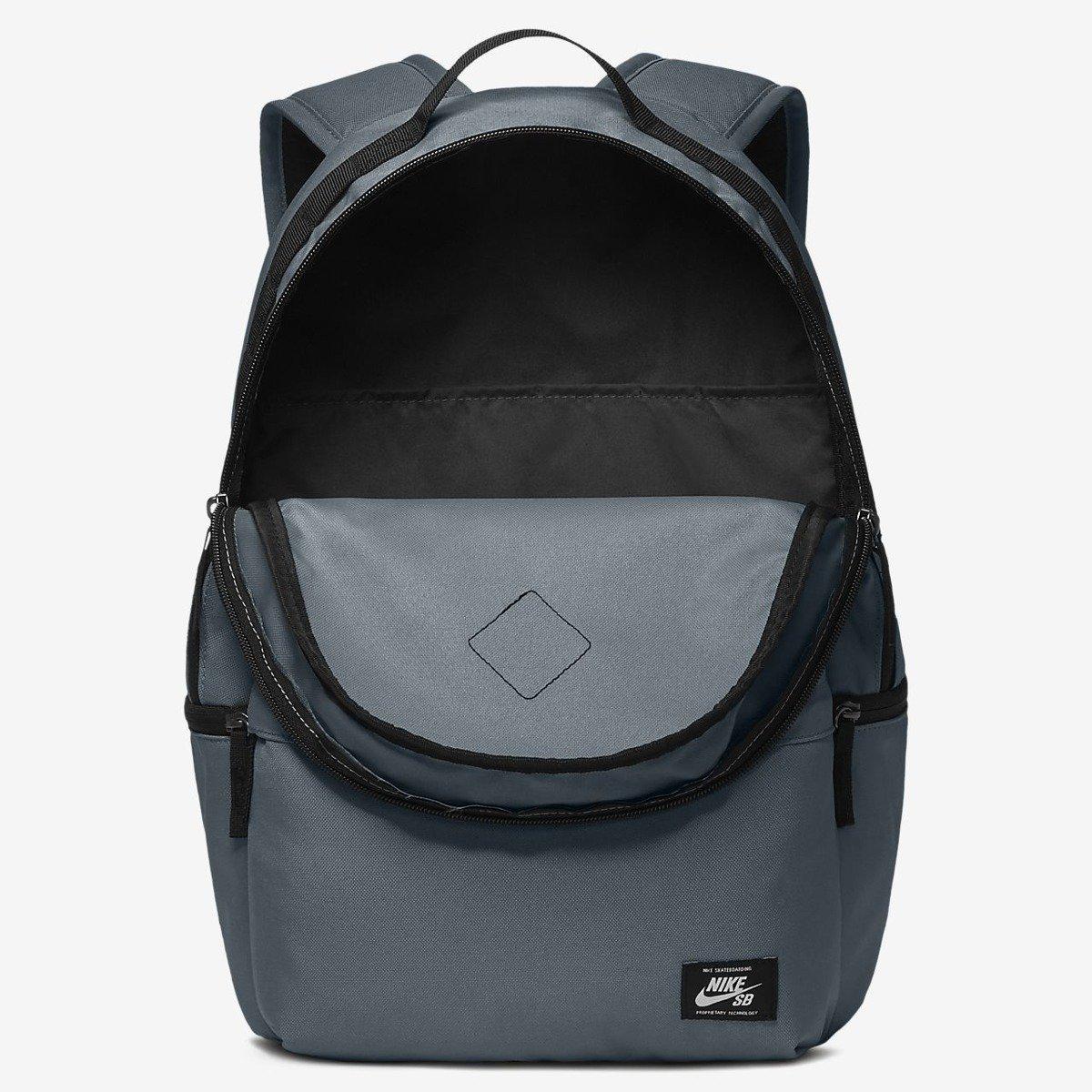 078eaad21cfe1 Miniramp Skateshop plecak Nike SB Icon Backpack DEEP JUNGLE BLACK WHITE