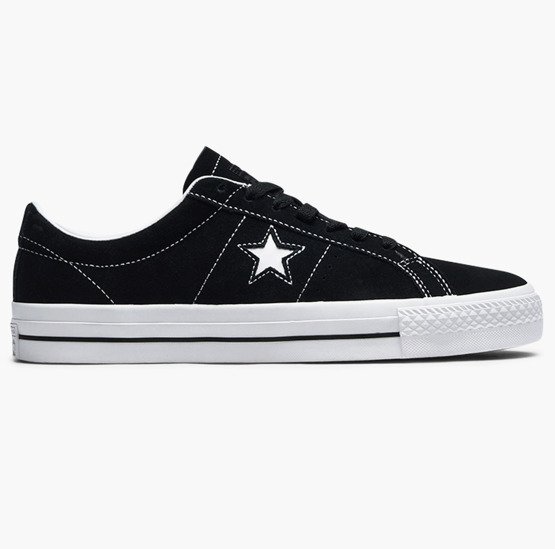 Buty Converse One Star Pro Refinement Ox (black/white/white)
