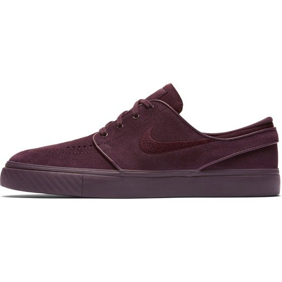 Buty Nike Sb Zoom Stefan Janoski Burgundy Crush/burgundy Crush