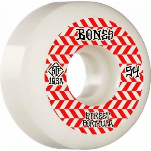 KOŁA BONES PATTERNS 54MM SIDECUT STREETTECH FORMULA 103A V5