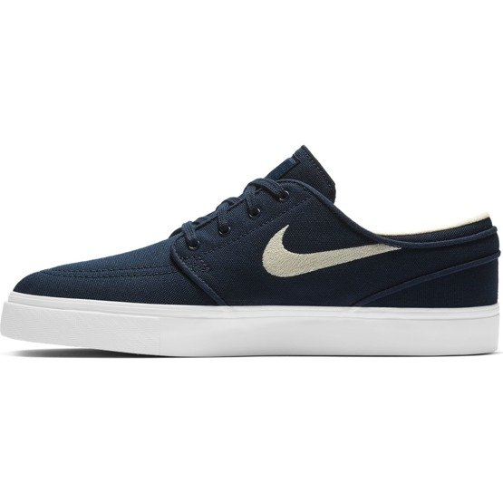 Nike Zoom Stefan Janoski canvas Obsidian/light Cream-white-light Cream