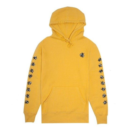 bluza fucking awesome Flies Hoodie