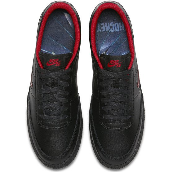 buty  Nike SB x Hockey Zoom Killshot 2 QS black/gym red-black
