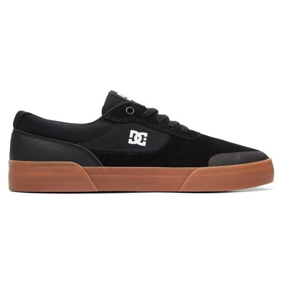 buty dc shoes switch plus s black/gum