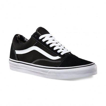 buty vans old skool black/white