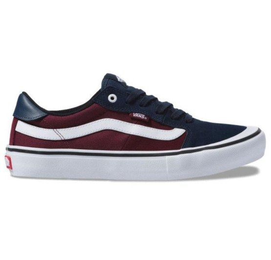 buty vans style 112 pro Dress Blues/port royal