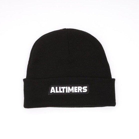czapka alltimers treat beanie black
