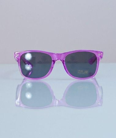 glassy-nu clear purple