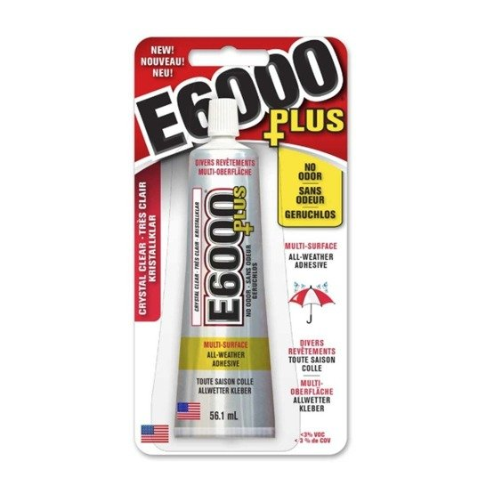 klej E6000 • Plus multi-surface glue 56,1ml