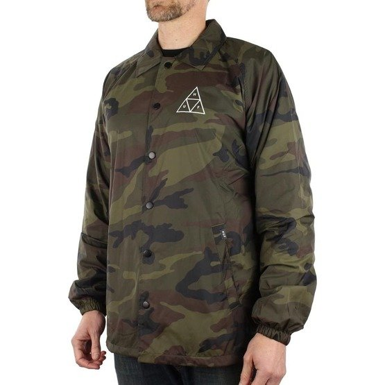 kurtka huf TRIPLE TRIANGLE COACHES JACKET