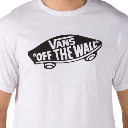 vans otw white/black