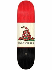 Deska Real Skateboards kyle outlaw ltd emb 8.5""