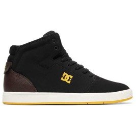 buty dc shoes crisis high black/brown/black