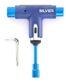 klucz silver tool spectrum collection blue